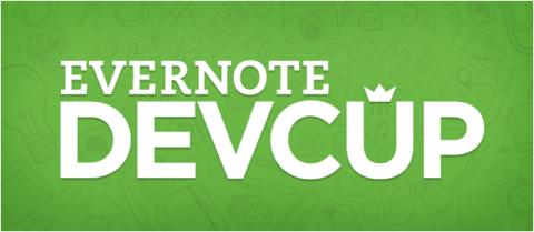 Evernote announces Devcup 2013: Global developer competition kicks off at SXSW Interactive