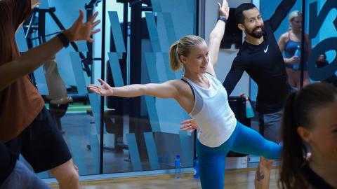 SATS höstnyhet - Strong & Flexible