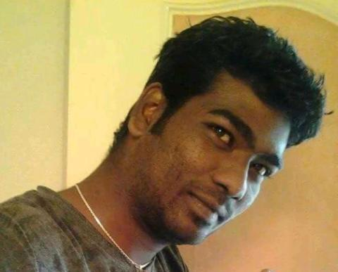 Victim: Arunesh Thangarajah