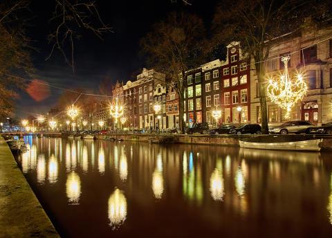 Från Amsterdam till Norrköping med en fransk touch  - Open Lounge kommer till Norrköping Light Festival!