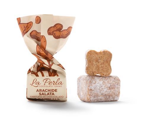 Ny smakrik La Perlatryffel i höstigt brun förpackning
