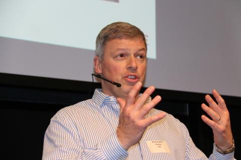 Martin Fischer, professor på Stanford University