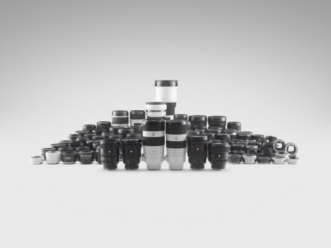 A Sony apresenta duas novas lentes grande angular full frame, de montagem tipo E