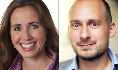 Pressinbjudan: Lunchsamtal med Filippa Reinfeldt och Svend Dahl
