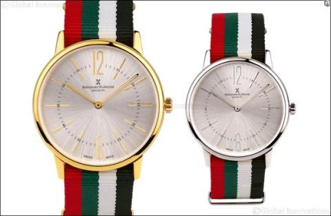 "«Spirit Watch – United» / ""QNET представил эксклюзивную коллекцию наручных часов «Spirit Watch – United» """
