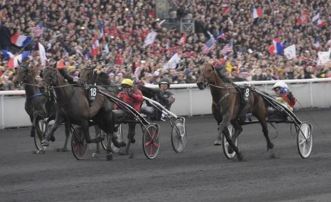 Readly Express vinner Grand Prix d'Amérique