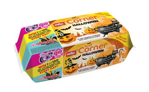 Kids Corner Halloween
