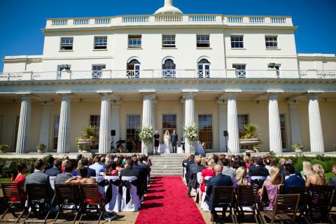 September Wedding Open Day 2014