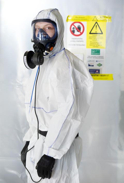 Asbestityöt ja asbestikartoitukset