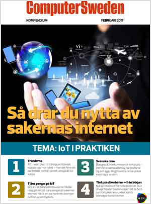 Internet of things  – nu rullar det igång