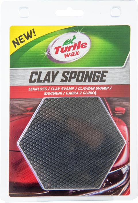 Turtle Wax Clay Sponge
