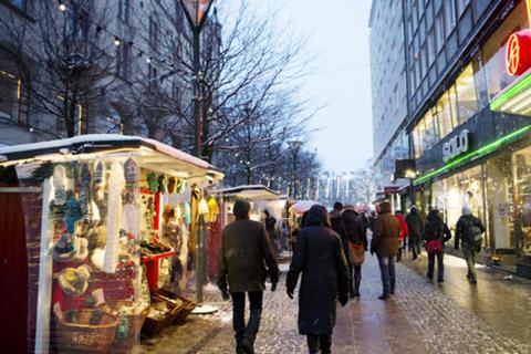 Stor julmarknadshelg i Malmö!