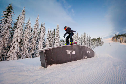 FunPark in Trysil