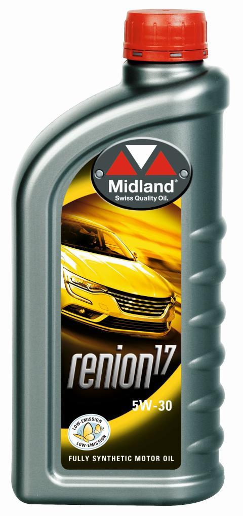 Ny motorolja för Renault