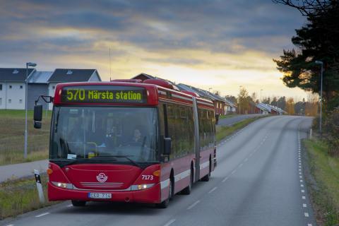 Förslag från Ursviksbor ger förlängd busslinje