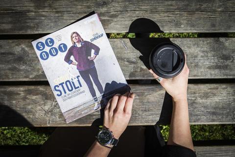 Scout – ny inspirerande medlemstidning för barn och unga