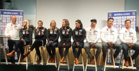 KAVAT fortsätter att sko det svenska alpina landslaget