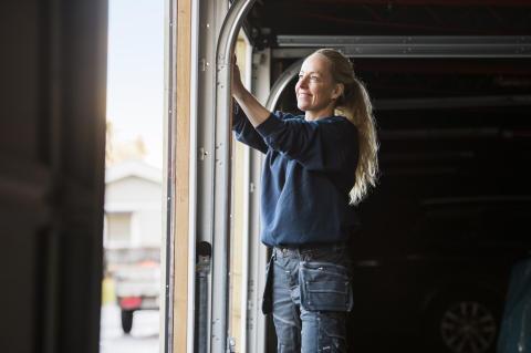 Garageportexperten lanserar ny webbshop