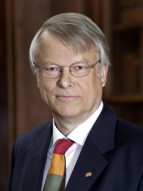 Lars Olson, ordförande i Hjärnfondens styrelse och professor Karolinska Institutet