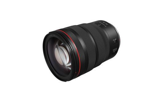 Canon lanserer første del av en ny trio RF F2.8L-objektiver, og utvider den banebrytende RF-serien for EOS R-systemet