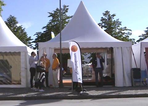 Sörmlands Sparbank medverkar i Almedalen