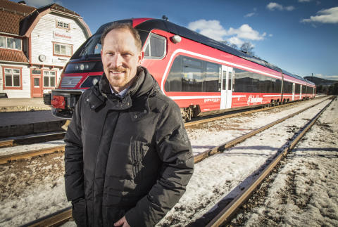 Peter Ekholm_Sveg station