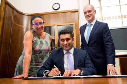 St. Modwen signs agreement with Bury Council to bring forward Chamberhall Business Park