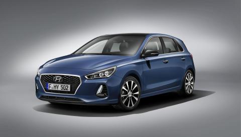 Hyundai lanserer ny og moderne i30
