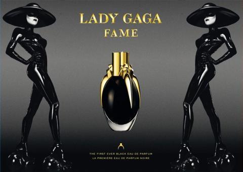 Åhléns City Stockholm först i Norden med Lady Gagas parfym