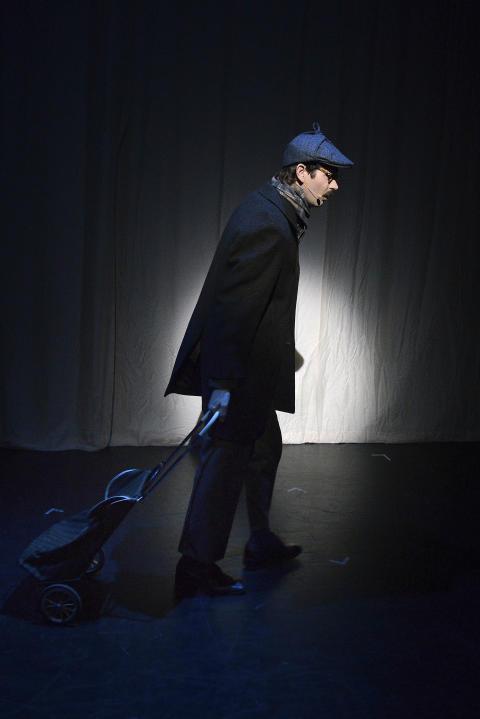 Sällskapsresan - bild från föreställningen i Malmö