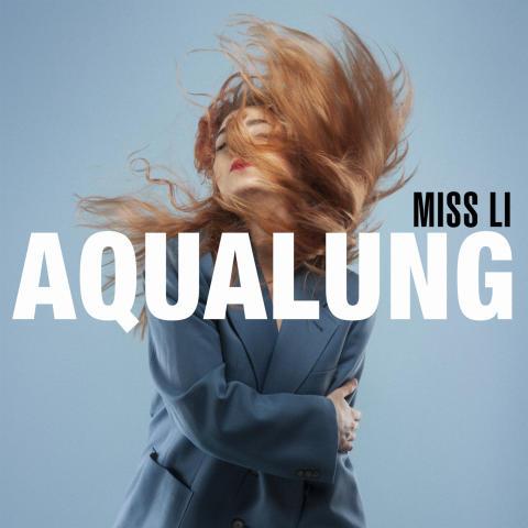 """Miss Li aktuell med nya singeln """"Aqualung""""."""