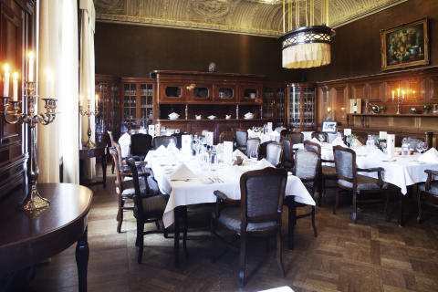 Restaurangen på Bjertorp Slott