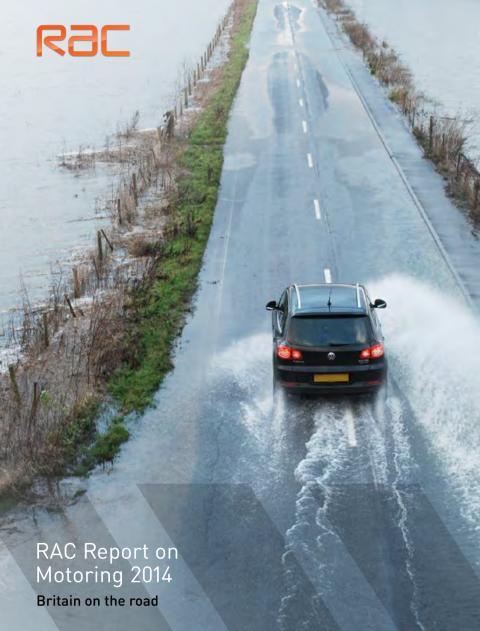 Report on Motoring 2014