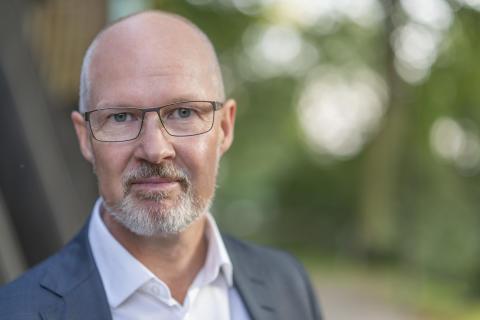 Mats Gerdau, ordförande