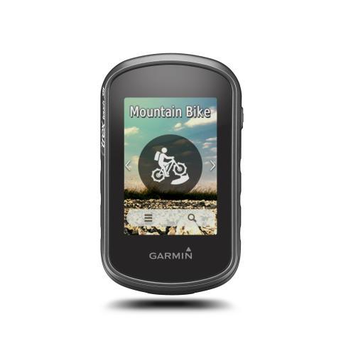 Garmin® presenterar eTrex® Touch 25 och 35 – med pekskärm
