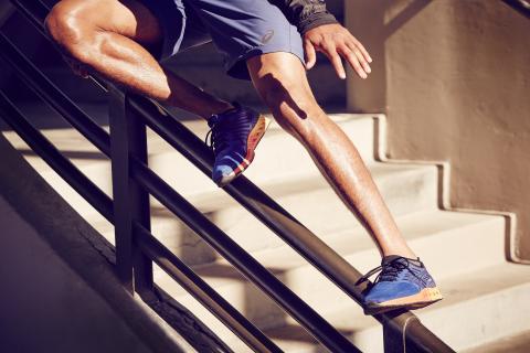 ASICS fuzeX-kollektion inspirerar en ny generation löpare