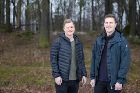 Skira Joel Glemne Niklas Ericson 2018