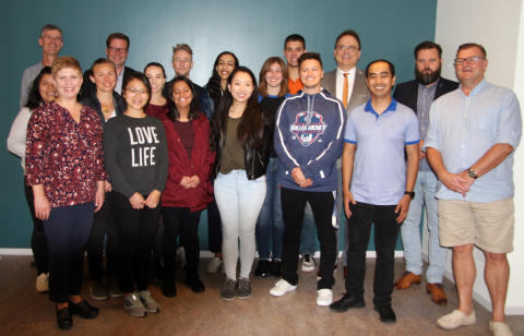 Sommarskola ger amerikanska studenter en bild av Sverige