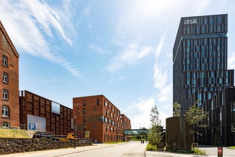 To timers gratis parkering i Havnens P-hus i Sønderborg
