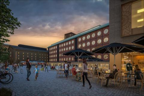 Milliardfinansiering på plads til Carlsberg Byens største etape