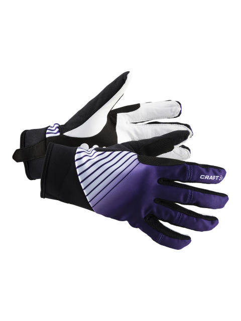Podium leather glove - 1903584-2463