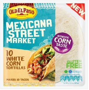 White Corn Tortillas