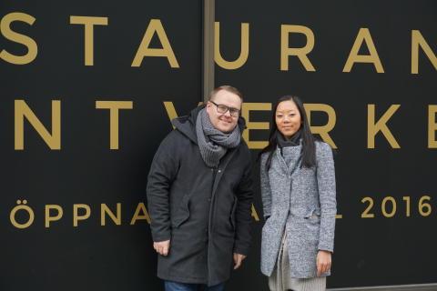 Ny mötesplats i Stockholm - Restaurang Hantverket flyttar in på Sturegatan 15