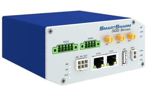 SmartSwarm 351 i aluminiumkapsling