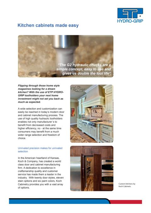 Kitchen cabinets made easy
