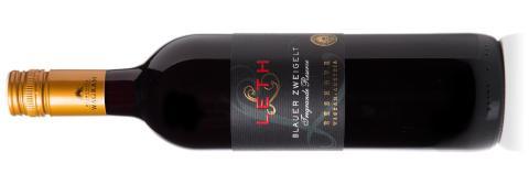 Nyhet i Sverige - den 1 september lanseras ett rött vin från Weingut Leth!