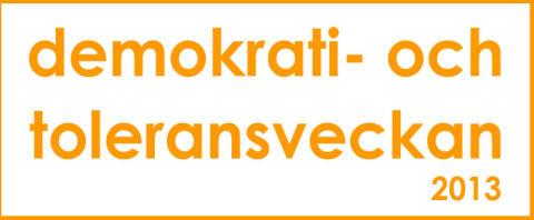 Mänskliga rättigheter i fokus under Demokrati- och toleransveckan i Örebro