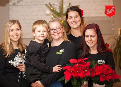 Julepynting i Stavanger