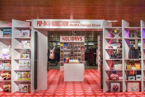 Happy Ears lanseras på Nordstrom och MoMa Design Store  i USA