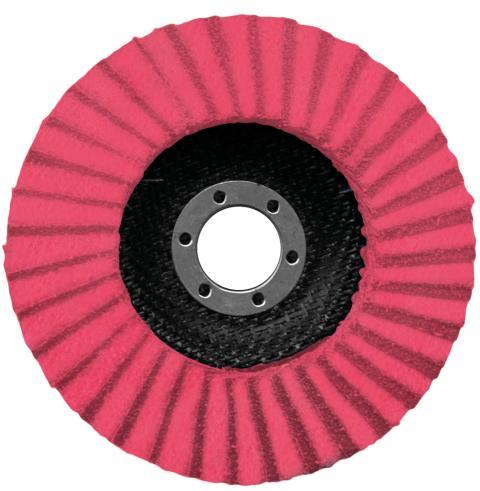 Flexovit Mega-Line Pink lamellrondeller - Produkt 2